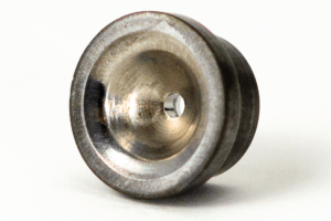 Precision Cold Heading of a Steel Plunger Cap for the Automotive Industry